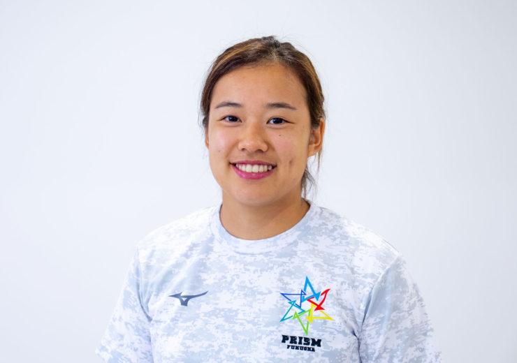 弘津 遥選手